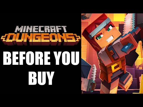 Minecraft Dungeons - 15 Things You NEED To Know Before You Buy