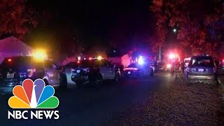 Watch Live: Police Update On Deadly Fresno Shooting   NBC News