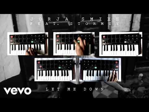 Jorja Smith - Let Me Down ft. Stormzy (INSTRUMENTAL REMAKE)