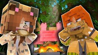 Minecraft Daycare - TINA'S TRIBE !? (Minecraft Roleplay)