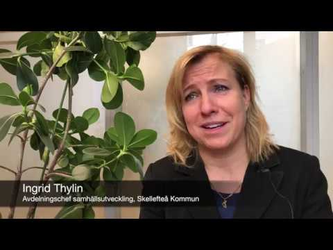 Kommunernas roll i forskning och innovation - Ingrid Thylin, Skellefteå kommun