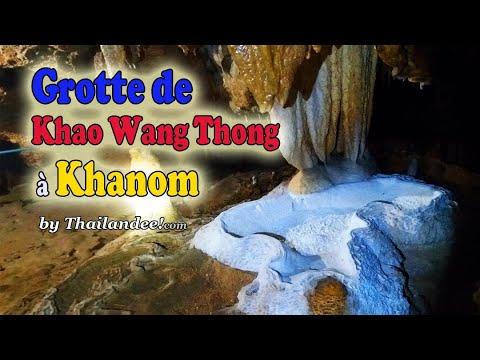 la grotte de khao wang thong