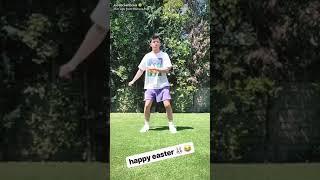 Jacob Sartorius Easter Dance 2019