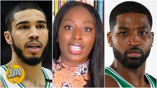 Are the Celtics better than last season? The Jump debates