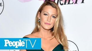 Blake Lively Reveals She Was Sexually Harassed By A Makeup Artist Who Filmed Her Sleeping | PeopleTV