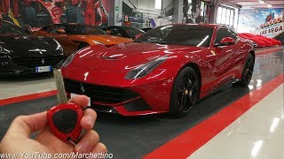 La Ferrari F12 Ti Toglie il Fiato! [Test Drive]