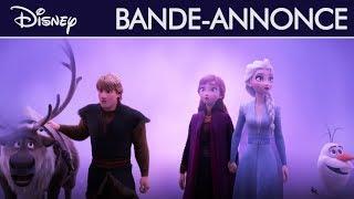 La reine des neiges 2 :  bande-annonce VO