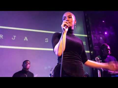 Jorja Smith - Where Did I Go? (SOB's New York, NY) 1/25/17