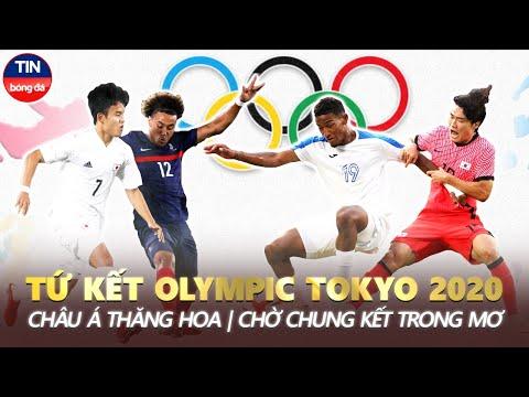 TỨ KẾT OLYMPIC TOKYO 2020: NIỀM TỰ HÀO CHÂU Á LÊN NGÔI   CHỜ ĐỢI CHUNG KẾT TRONG MƠ