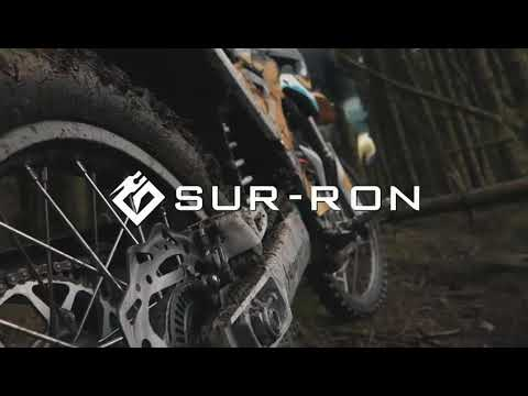 David Knight 5 x world enduro champ does a review of the new surron storm