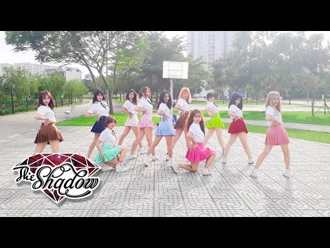 I.O.I(아이오아이) _ Hip Song Dance cover | by The Shadow from Vietnam