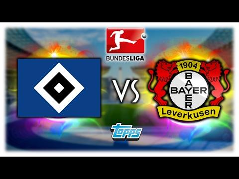 Hamburger vs Bayer Leverkusen