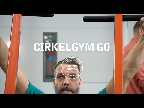 Limited Edition 2017 Cirkelgym Go