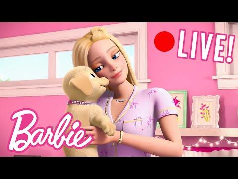 🔴 LIVE: Barbie Traumvilla-Abenteuer | DIE BESTEN MOMENTE! 💕 | @Barbie Deutsch