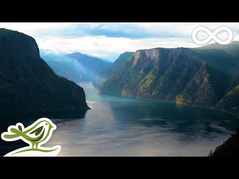 Beautiful Relaxing Music: Norway's Nature, Violin Music, Flute Music, Piano Music, Harp Music ★124