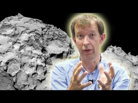 Rosetta arrives at a comet - Sixty Symbols