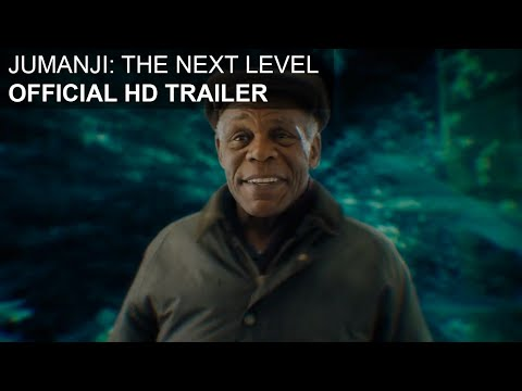 Jumanji : The next Level - HD Trailer
