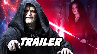 Star Wars Episode 9 Trailer Rise of Skywalker Breakdown and Easter Eggs