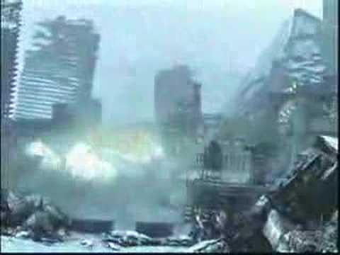 A warning for War...Armored Core -Sounds like war (P.O.D.)