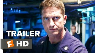 Hunter Killer Final Trailer (201 HD