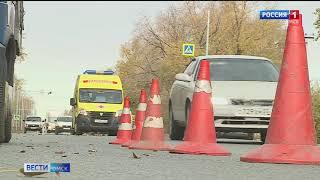 Долгожданное освещение на Красноярском тракте появится уже в конце ноября