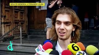 Así fue la emotiva misa de Fernando Luján a un mes de su fallecimiento | De Primera Mano