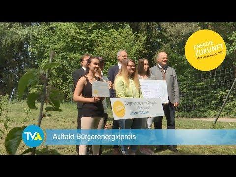 TVA: Auftakt Bürgerenergiepreis Oberpfalz 2018