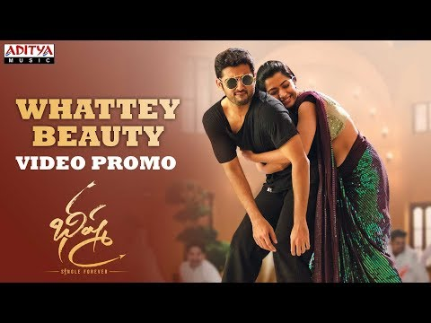 Whattey-Beauty-Video-Promo---Bheeshma
