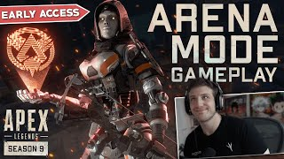 20 Minutes Of Arena Mode Gameplay! (Apex Legends Season 9 Early Access)