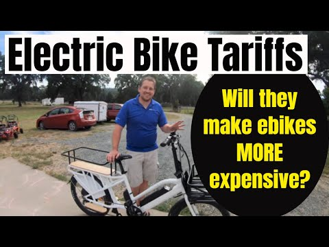Electric Bike Tariff - How is it impacting the industry?