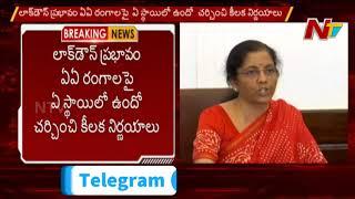 Nirmala Sitharaman meets PM Modi, may take key decision on..
