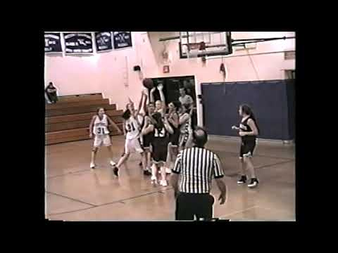 NCCS - Ticonderoga JV Girls 1-10-05