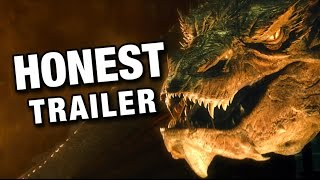 The Hobbit: The Desolation of Smaug (Honest Trailer)
