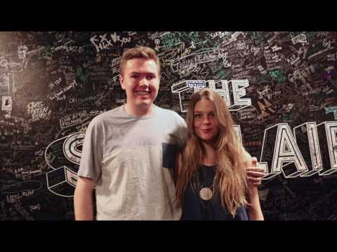 Maggie Rogers Interview: Backstage With Geoffrey Morrissey