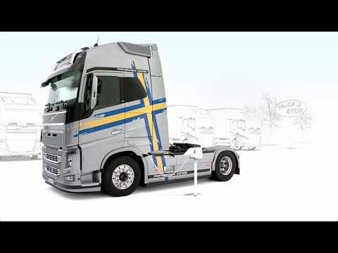 Volvo Trucks - How to stay in power