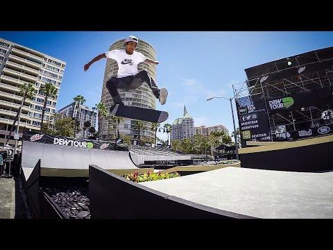 GoPro Skate: Dew Tour Course Preview with Sean Malto
