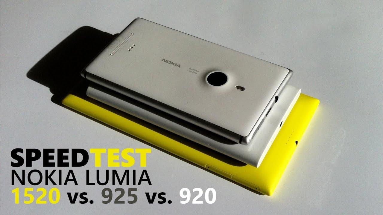 Nokia Lumia 920 in the Test