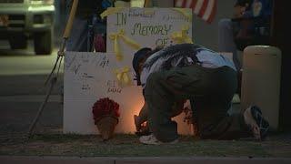 Vigil held at 'dangerous' Phoenix crosswalk where man was struck, killed