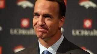 Peyton Manning Emotional Retirement Speech [FULL REMARKS]