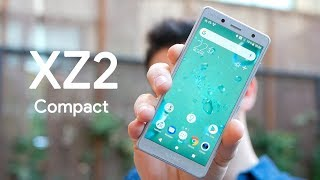Video Sony Xperia XZ2 Compact XFNsCfYYSJk