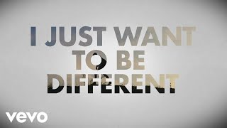 Micah Tyler - Different (Official Lyric Video)