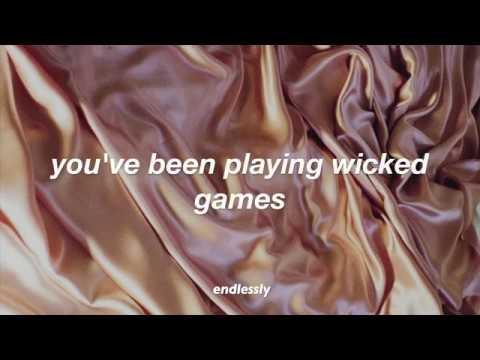 wicked games // kiana ledé // lyrics