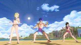 Dragon Ball Xenoverse 2 second Extra Pack available