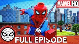 LEGO Marvel Spider-Man: Vexed By Venom | FULL EPISODE