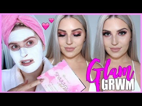 GLAM Pink Eyeshadow ? SHAAANXO THE REMIX Palette ?? Chit Chat