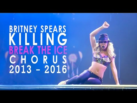 Britney Killing the Old