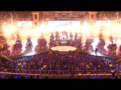 "SUPER JUNIOR WORLD TOUR ""SUPER SHOW 6 ENCORE"""