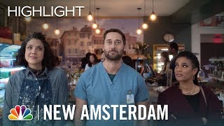 Max's Legacy Will Endure - New Amsterdam (Episode Highlight)