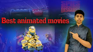 6 Best Animated Movies | in telugu | by MANUDEEP | EP#4