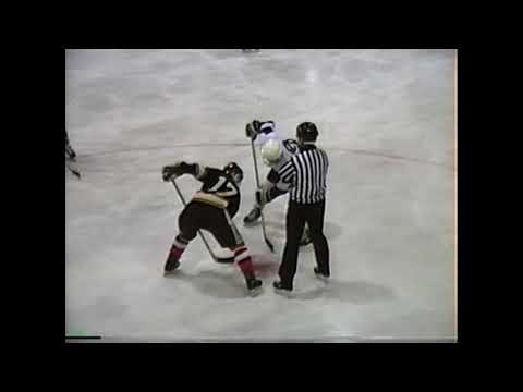 NCCS - Plattsburgh Hockey  1-2-91